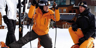 Conseils du coach : Être en forme pour le ski ©Stefcande.com