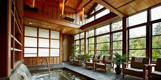 Top Lodging: Salish Lodge & Spa, Snoqualmie ©Salish Lodge Spa