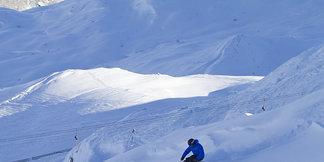 Snörapport Europa: Hur er det med snö i Alperna och övriga Europa ©Kalle Hägglund
