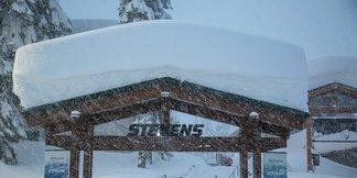 GLOBAL SNØRAPPORT 12.12.12: Nysnø over hele Alpene ©Liam Doran