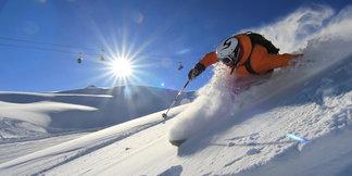 Ischgl er indbegrebet af Østrigsk skiløb. - ©Kasper Mønsted