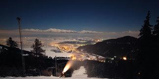 Rekordy slovenských stredísk: večerné lyžovanie ©Ski centrum Jánska dolina - Javorovica