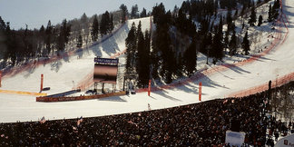 Top five Olympic downhill ski runs ©Ken Lund