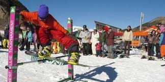 Las estaciones de Aramón celebran el World Snowboard Day ©Aramón