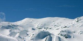 I top 5 ghiacciai in cui sciare in Europa ©Les Deux Alpes