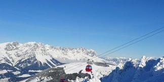 Sneeuwbericht: Waar ligt momenteel de sneeuw in Europa en Noord-Amerika? - ©SkiWelt Wilder Kaiser-Brixental
