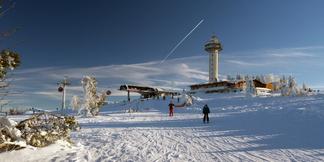 Skifahren in Willingen - © Skigebiet Willingen