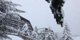 Sneeuwbericht: Waar ligt momenteel de sneeuw in Europa en Noord-Amerika?  ©Auron
