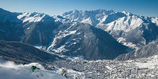 Verbier: 4 Valles y 412 Kilómetros de pistas ©Verbier St-Bernard