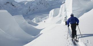 Gdzie pada najwięcej śniegu, czyli najbardziej śnieżne ośrodki narciarskie ©Ski the Tasman