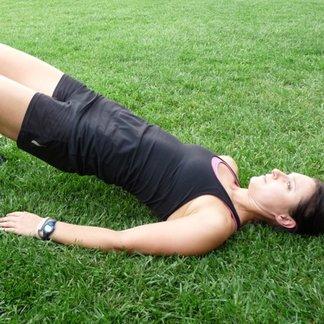 Zehn Übungen zum Fitwerden für die Saison - © Danielle Shapiro