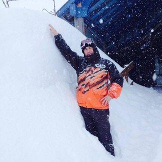 Les stations des Pyrénées ensevelies sous la neige - © Meteo65
