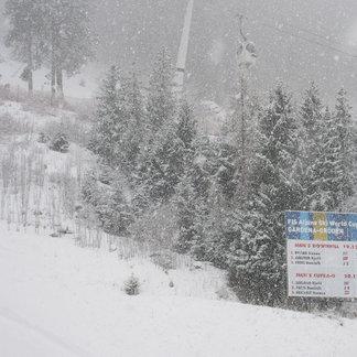 Febbraio 2015 - Tutta la neve fresca caduta in Italia - © Val Gardena