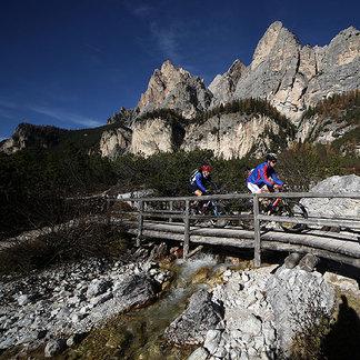 Biken in Alta Badia - ©Alta Badia