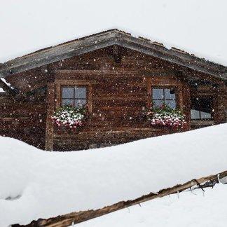 Schneefall im Oktober (22./23.10.) - © Zillertal Arena | Facebook