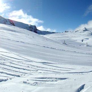 La neve di Settembre a Passo Stelvio - © www.pirovano.it