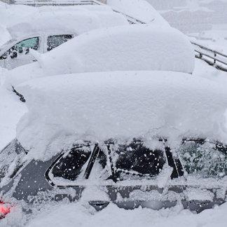 Dikke pakken sneeuw in de Alpen (11 december 2017 - © Facebook Tignes