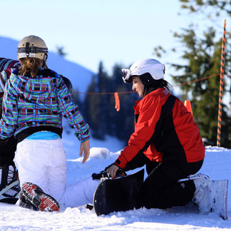 Snowboard foto's - © Ski NW Rockies