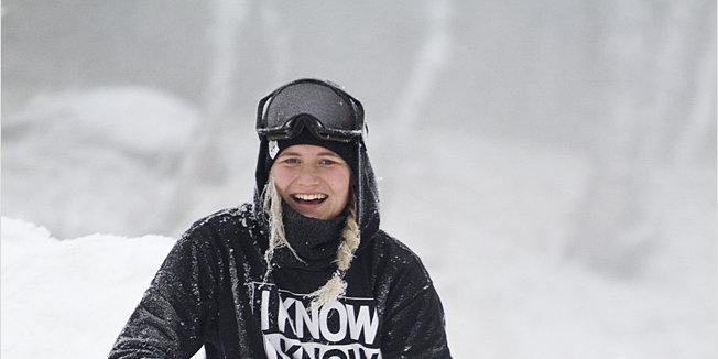 Första bilderna från vintern i Hemsedal - © Kalle Hägglund