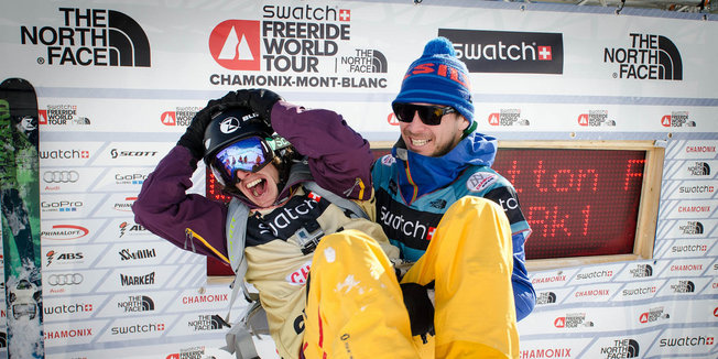 Freeride World Tour 2014: Chamonix #2 - © www.freerideworldtour.com