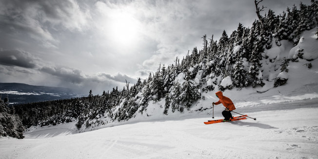 Mad River Glen: A Little Slice of Ski History, Heaven  - © Liam Doran