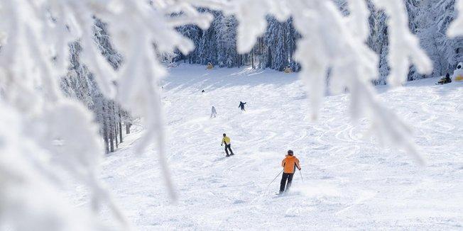 České hory: Leden 2017 - © Ski Říčky facebook