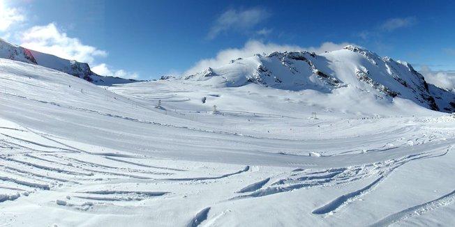 La neve di Settembre a Passo Stelvio - ©www.pirovano.it