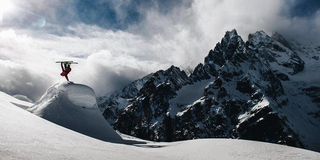 Click On The Mountain 2018 - © Adam Klingeteg / William Larsson