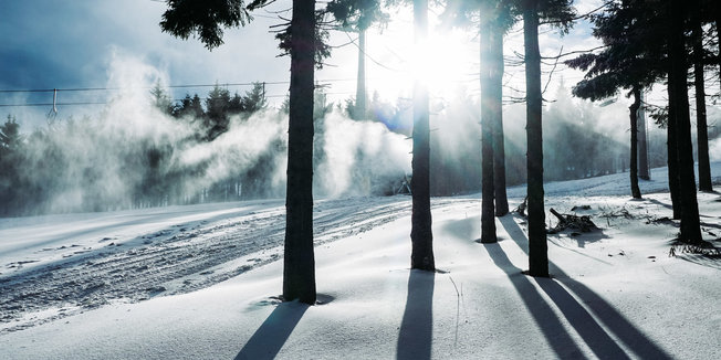 Zieleniec otwiera sezon - © Zieleniec Ski Arena