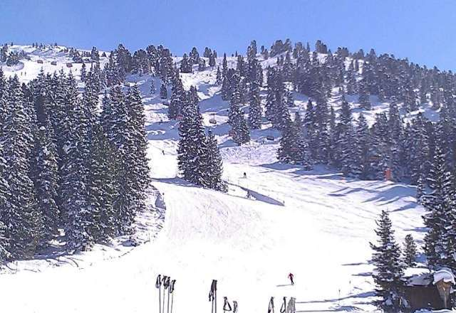 awesome ski conditions, great weather for past couple of days...