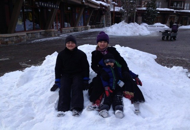 Another fantastic day at Northstar!