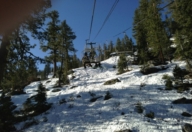 Was up there last weekend. The snow was a bit slushy and runs were limited, but the park was open. Still a fun time.
