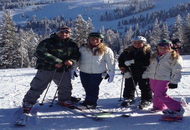 Wonderful conditions and a ton of fresh powder! Awesome family vacation, and we cant wait to return soon!