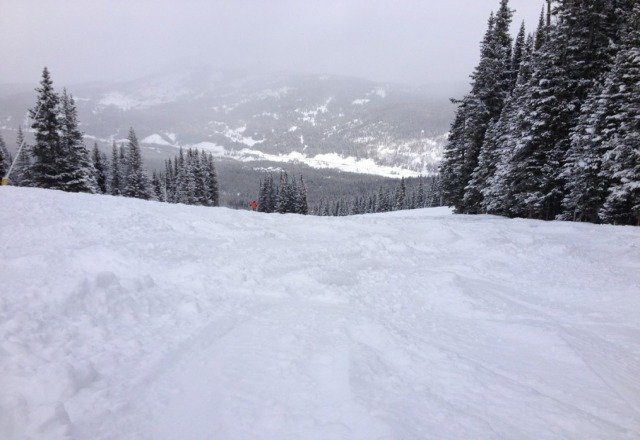 awesome day! great snow!