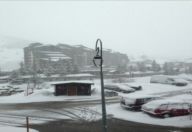 Val d'Isere 4.30.
