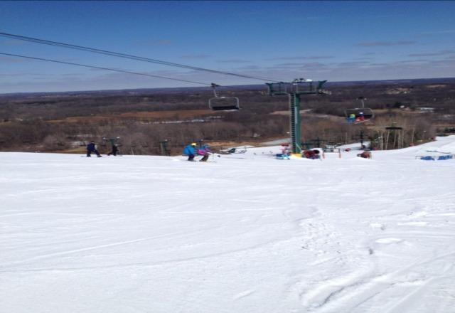 most excellent st pat's snow, please open soon! TB