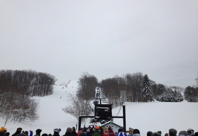 Awesome conditions. all slopes open and the park was fine!