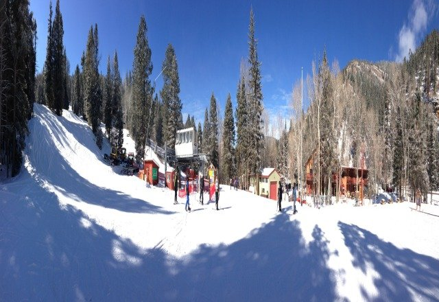 Sipa was great yesterday. 4 new inches. The snow just keeps getting better.