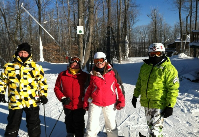 Family Ski Trip!