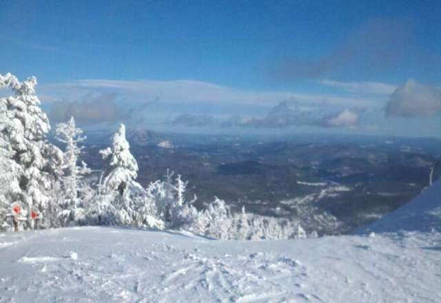 beautiful afternoon at okemo