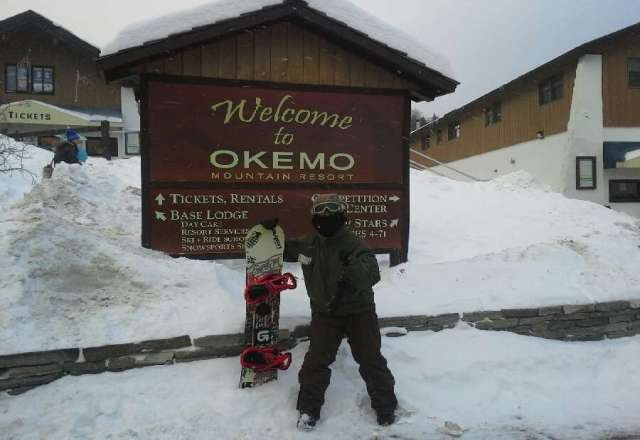 Went there on 1/1/13 was a great day. Snow was groomed well on most trails. the north face wasnt too bad. We need snow! ~Greg Modz~ CT