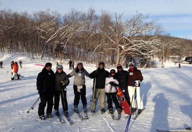 great snow friday night - little cold but wide open - little crowded saturday but good conditions for WI