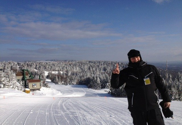 thanks snowshoe incredible!!
