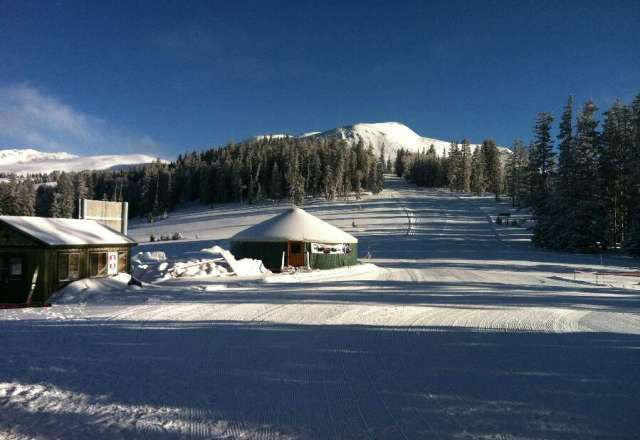 Amazing day at Eagle Point on Saturday, ten inches and bluebird skies, no crowds and great service, we will be back!