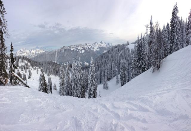Bonne neige