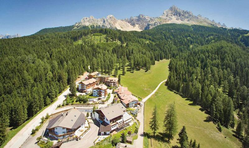 Obereggen, Latemar - Alto Adige - ©Hotel Zirm