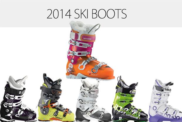 2014 Ski Boots