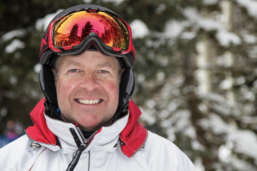 Josef Stoeger: PSIA examiner and trainer, Snowbird instructor - © Liam Doran