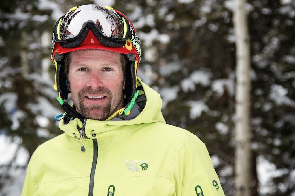 Ryan Dittmar: Ski tester, backcountry ripper, uses explosives for a living - © Liam Doran