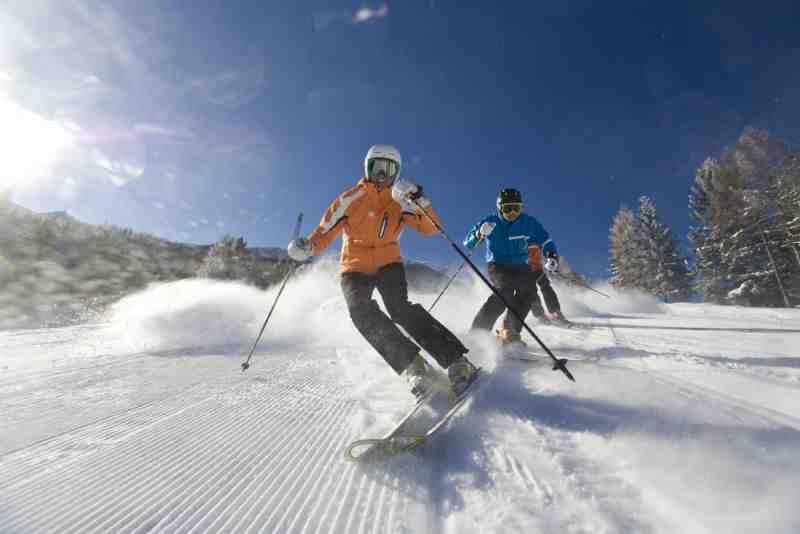 Skiing in Puchberg am Schneeberg - © Niederösterreich-Werbung/Leo Himsl